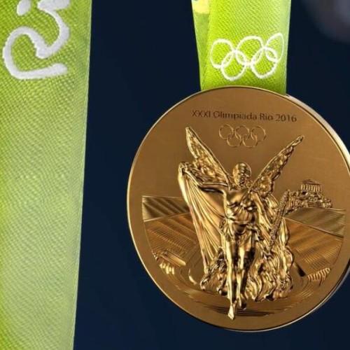 奥运奖牌建模